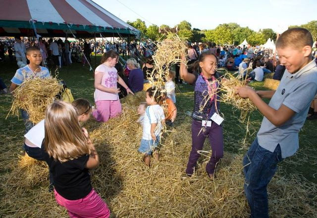 Five things for the kids at this weekend's Bounce Festival in Richmond