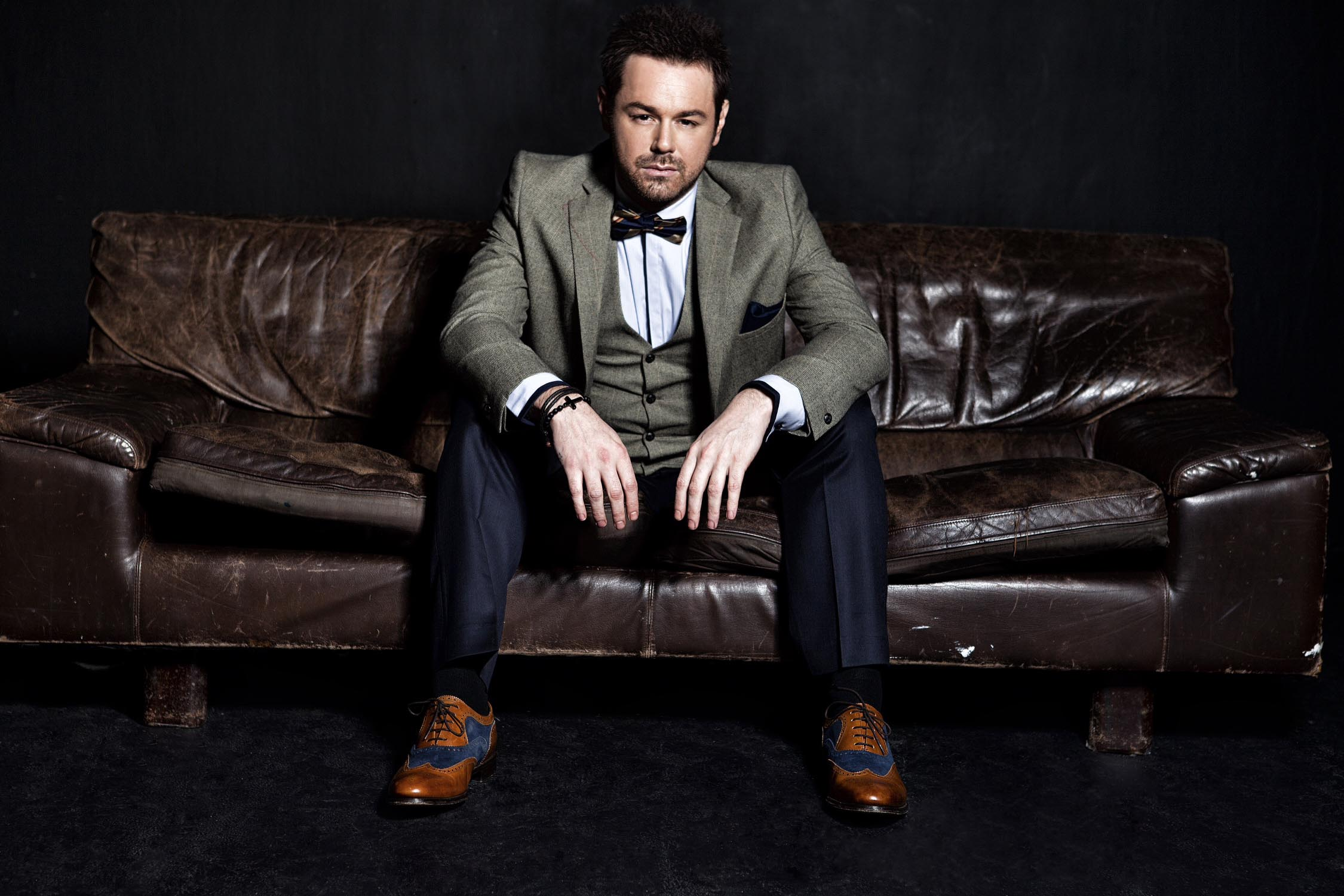 Danny Dyer for Dictionary Corner on 8 Out Of 10 Cats Countdown