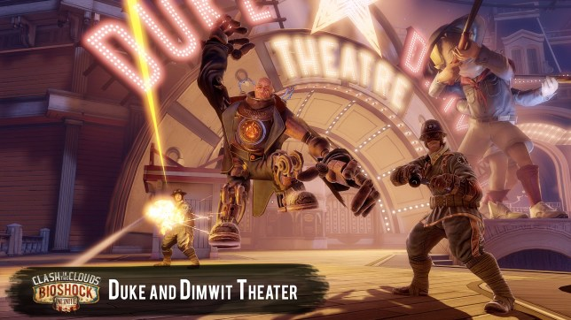 BioShock Infinite: Clash In The Clouds (360) – what's the story?