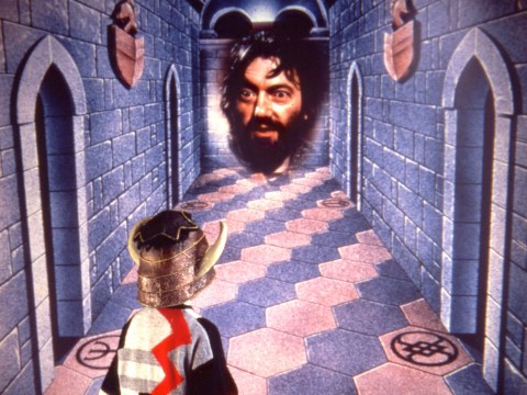 CGI dungeon kids' show Knightmare revived for YouTube Geek Week