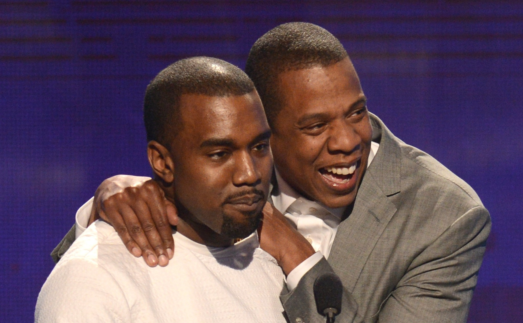 Jay-Z says 'I DO'!  Rapper WILL be best man at Kanye's wedding to Kim Kardashian after all, according to reports