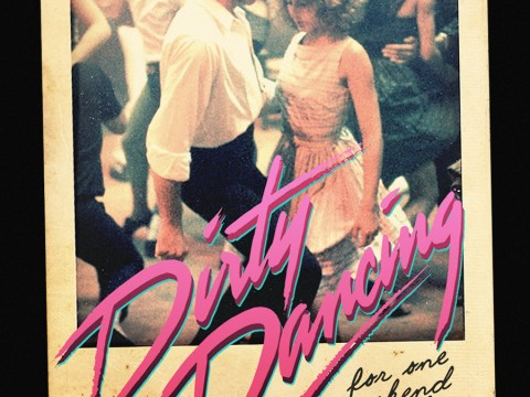 Grab your watermelons: Future Cinema to stage Dirty Dancing at a secret East London location.