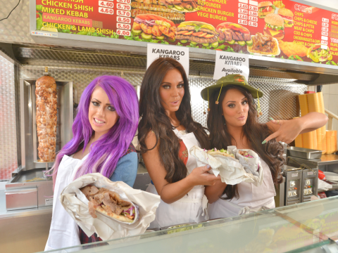 Geordie Shore girls: We won't be filming our pregnancies for TV – that's more Jersey's style