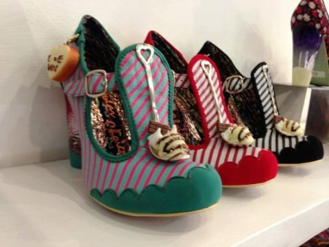 Top 5 shoe shops in London with a difference from Irregular Choice to Kate Kanzier