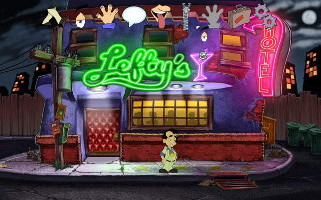 Leisure Suit Larry Reloaded (PC) – forever alone