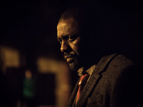 Luther is officially coming back! Idris Elba to reprise role for new miniseries in 2015