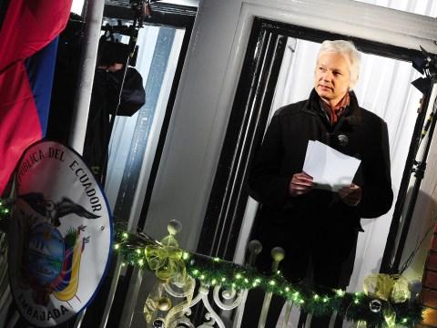 Julian Assange's embassy hideout 'bugged'