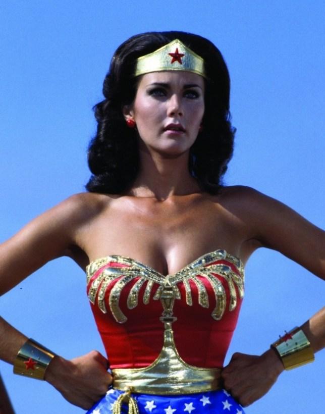 She's the one: Is it Wonderwoman or British superhero Hannah Cockroft?