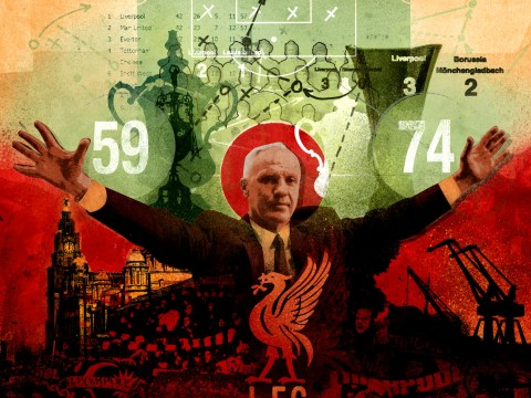 David Peace constructs a compelling account of Bill Shankly's Liverpool in Red Or Dead
