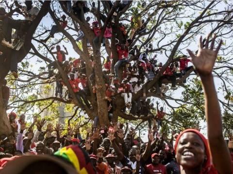 Robert Mugabe vote-rigging allegations mar Zimbabwe elections