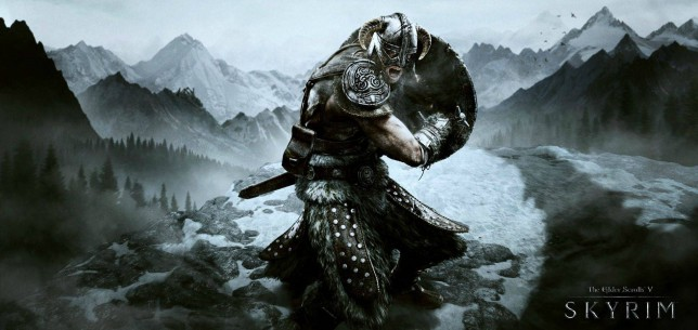 The Elder Scrolls V: Skyrim - Bethesda's take on Tolkien-esque fantasy