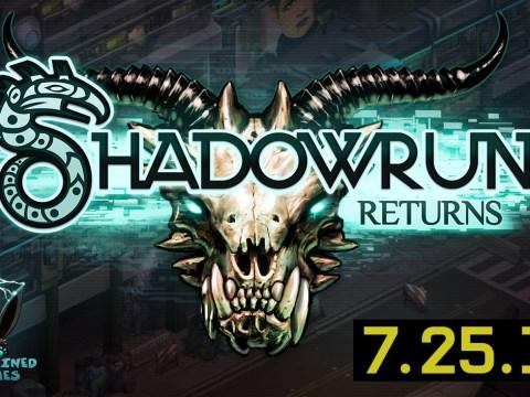 Shadowrun Returns review – Tolkien-esque cyberpunk