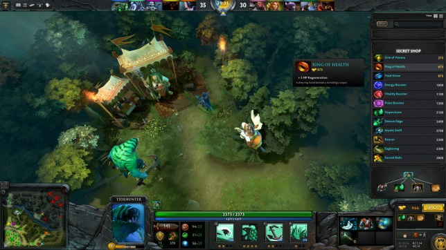 Dota 2 (PC) – the world's most popular game, probably
