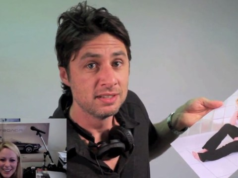 Zach Braff helps man propose to his girlfriend in heart-warming video