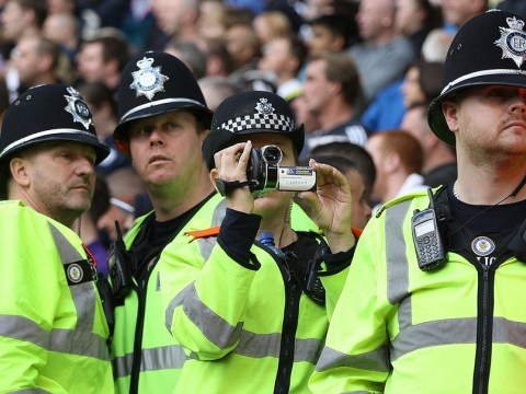 Police take aim at online abuse and homophobic chants within football