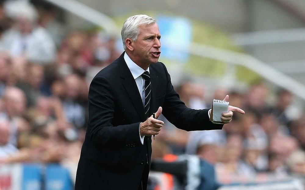 Arsenal shots on target 62%, Newcastle United shots on target 6%