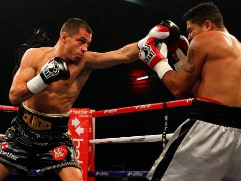 Manchester super-bantamweight Scott Quigg gets world title chance