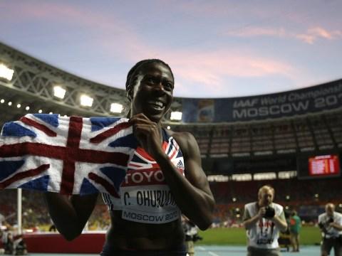 Christine Ohuruogu peaks again when it matters most as she wins glorious gold