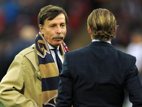 Arsenal unrest as Nina Bracewell-Smith tweets 'regret' at selling shares to Stan Kroenke