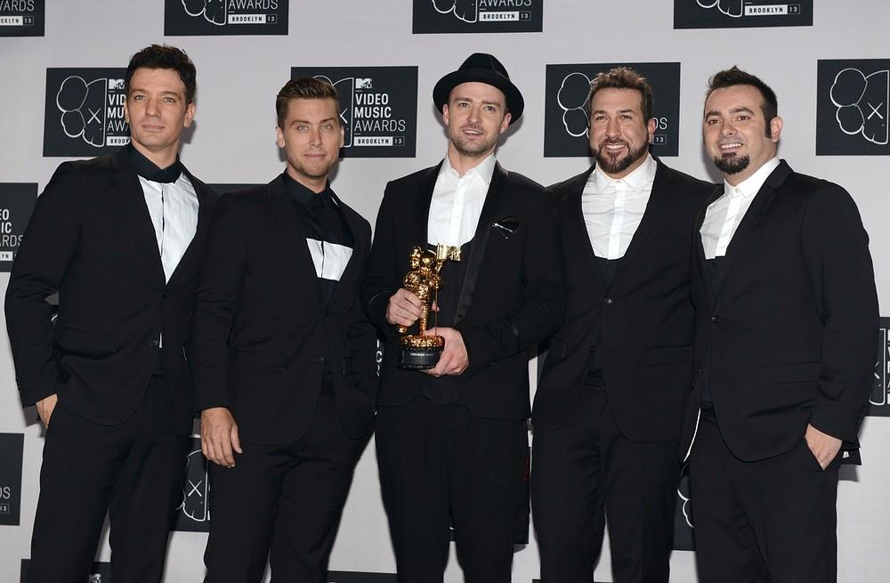 NSYNC Reunion At MTV VMAs 2013 — Boy Band To Perform Bye