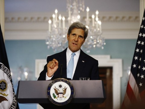 John Kerry: 'Compelling' evidence Bashar al-Assad's regime launched Syria chemical attack