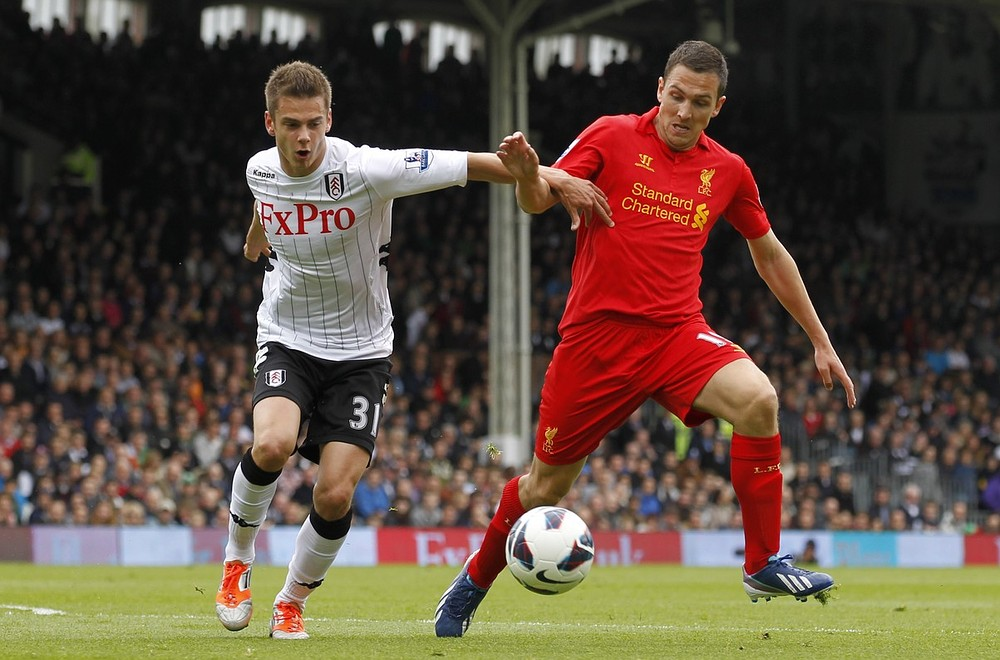 No room for Stewart Downing in Brendan Rodgers' new look Liverpool