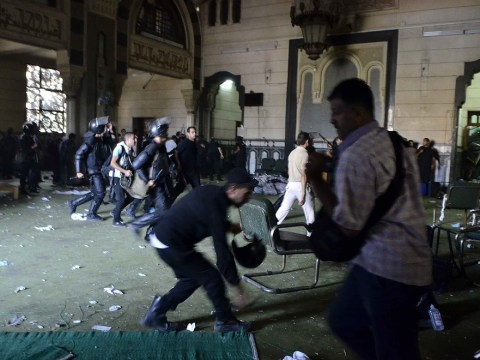 Egypt: Irish citizens escape Mosque violence following tense stand-off