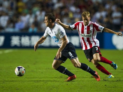 Tottenham on the brink of selling Scott Parker to QPR