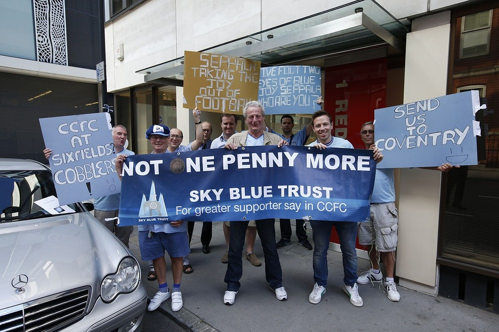 Football League ready to dock Coventry 15 points as they head into liquidation