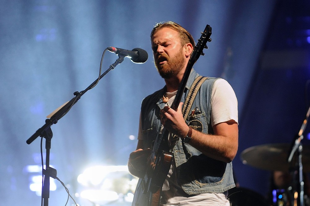 Kings of Leon unveil new song Beautiful War from Mechanical Bull