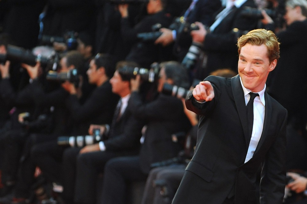 Benedict Cumberbatch: No truth to Star Wars Episode 7 rumours