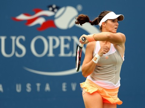 US Open 2013: Laura Robson enjoys straight sets win in first round at Flushing Meadows