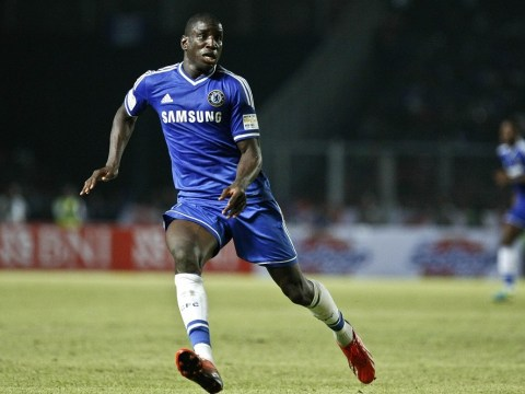 Newcastle in transfer talks to take Demba Ba back from Chelsea