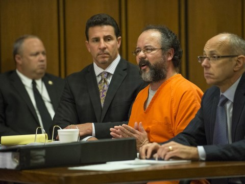 Ariel Castro claims 'I'm not a monster' as Cleveland kidnapper sentenced to life in prison without parole