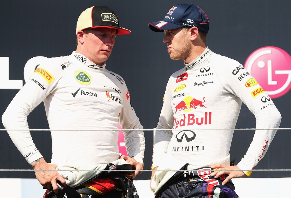 Sebastian Vettel won't influence Red Bull's driver decision, says Christian Horner