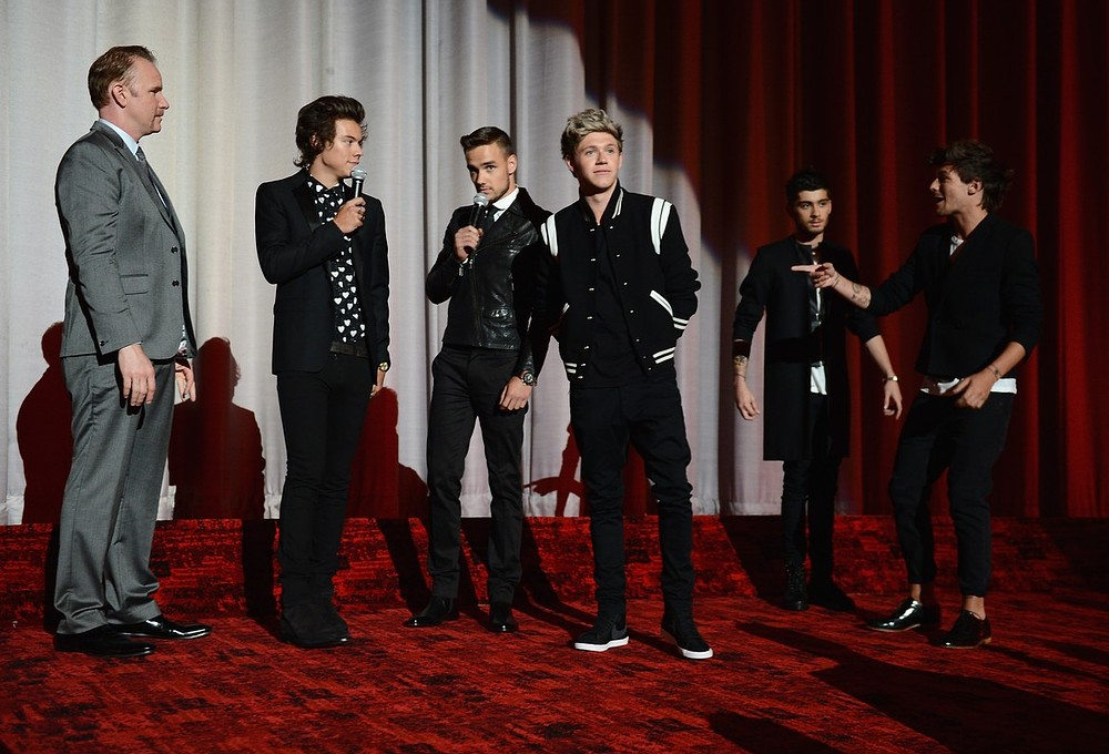 One Direction This Is Us premiere attracts 3.6million tweets