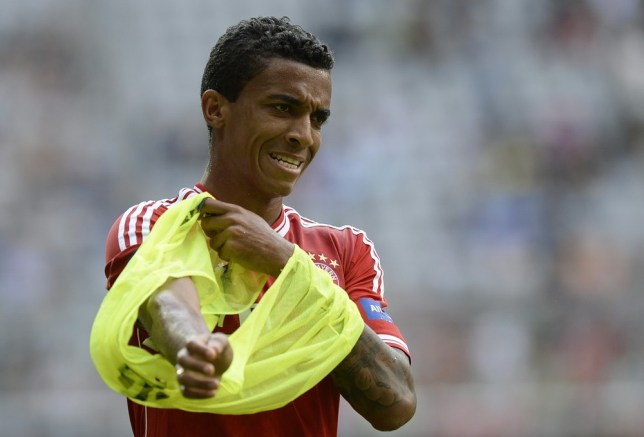 Luiz Gustavo looks to be on his way out of Bayern Munich (Picture: Getty)
