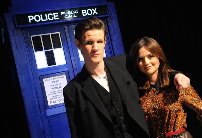 Doctor Who? Matt Smith will play Patrick Bateman in a musical adaptation of American Psycho (Picture: PA Wire/Press Association Images)