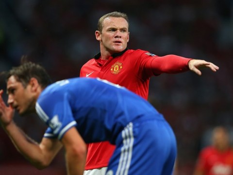 Chelsea thwarted as Wayne Rooney won't submit Manchester United transfer request