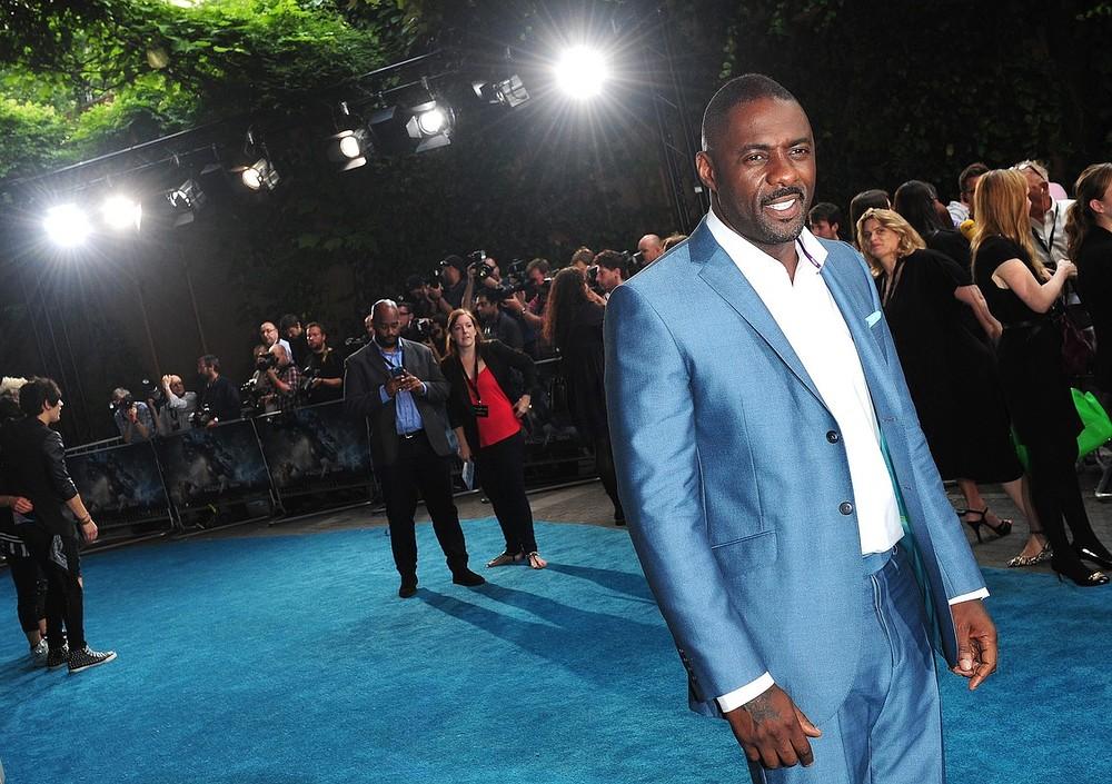 Is Idris Elba starring in Jurassic World?