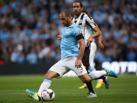 Premier League title race will have six appeal, says Manchester City's Pablo Zabaleta