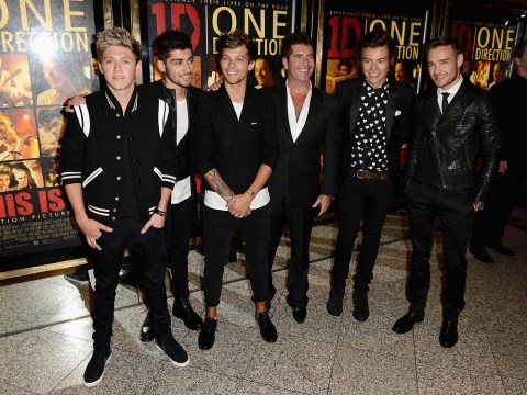 X Factor 2014: Simon Cowell says One Direction are heading for splitsville as he lines up their super-group replacement