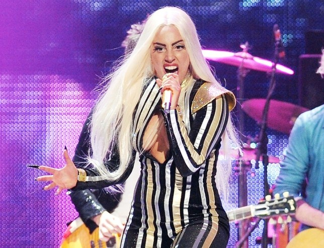 Lady Gaga is among the acts performing at this year's iTunes festival (Picture: AP)