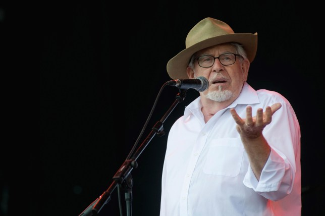 Rolf Harris has been arrested over further sex allegations (Picture: Getty)