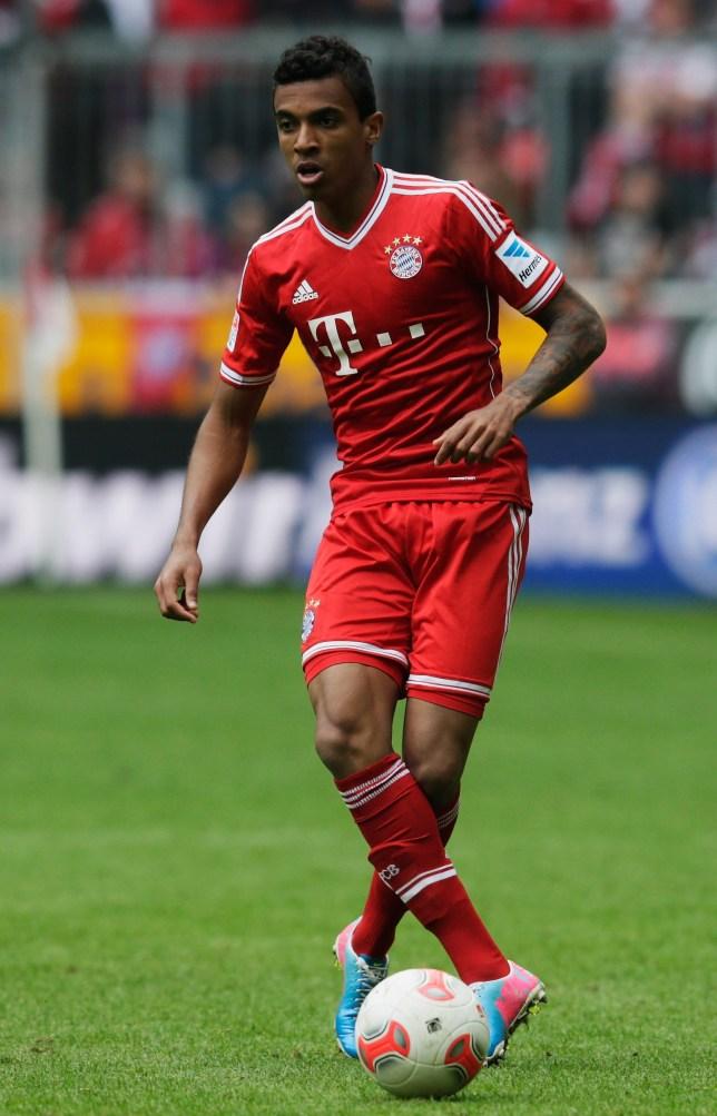 Luiz Gustavo Bayern