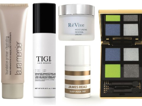 New beauty buys: YSL's long-anticipated eye palette and TIGI Lusterizer