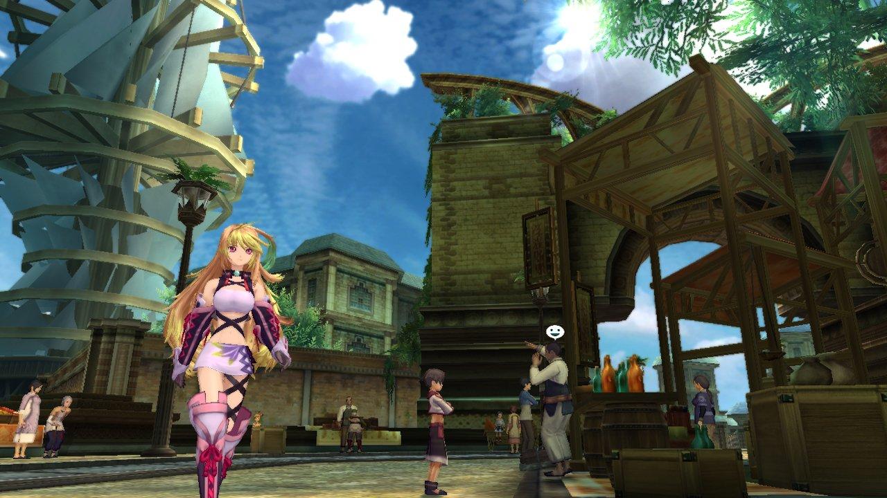 Tales Of Xillia (PS3) - progress at last
