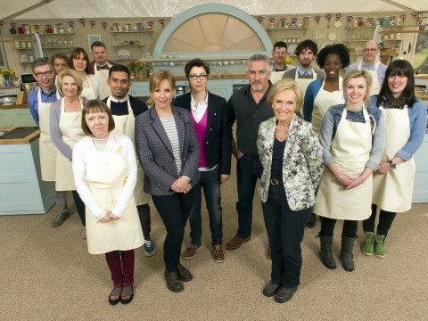 The Great British Bake Off 2013, episode 1 – collapsed cakes and custard fails
