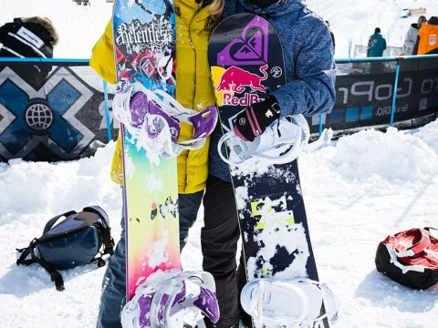 Sochi 2014: Jenny Jones puts down Olympic marker with slopestyle World Cup silver