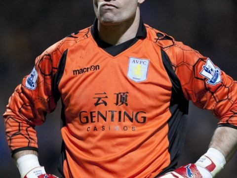Shay Given close to completing Liverpool switch